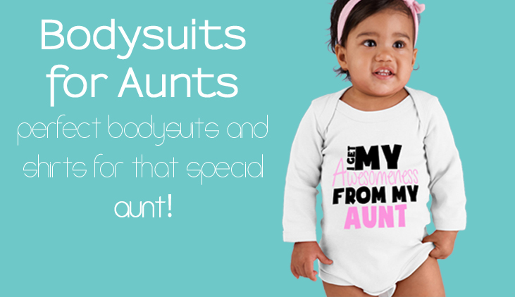 kids shirts for Aunt and Uncle slide