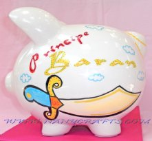 Piggy Bank the Prince