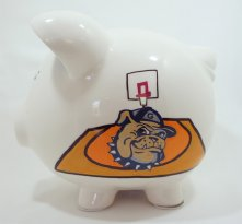 Born To Be a Hoya - Personalized Piggy Bank For Kids