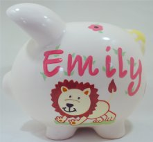 Baby Safari Piggy Bank
