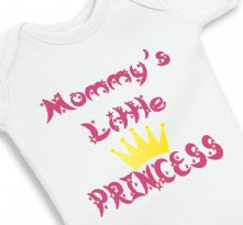 Mommys Little Princess - Baby Onesie