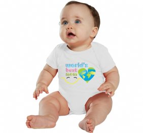 Baby Onesie - World