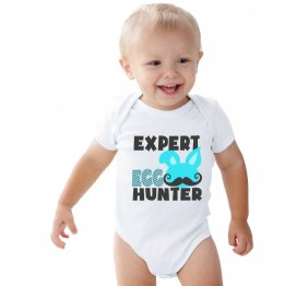 Expert Egg Hunter Baby Bodysuit or Kids Shirts