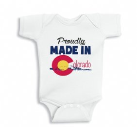 Proudly made in Colorado