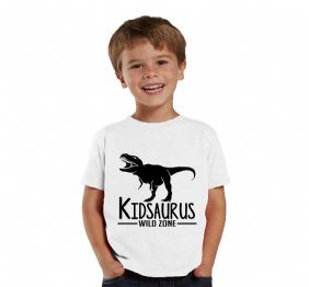 Kidsaurus Children Shirt