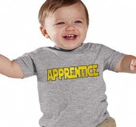 Apprentice Boy Heather Shirt
