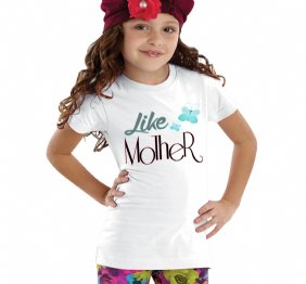Like Mother Girls Custom Shirt