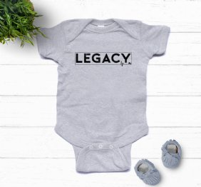 Legacy - Boy Bodysuit or T-Shirt