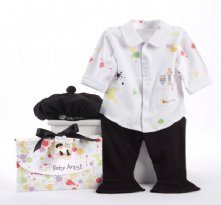 Big Dreamzzz Baby Artist 3-Piece Layette Set