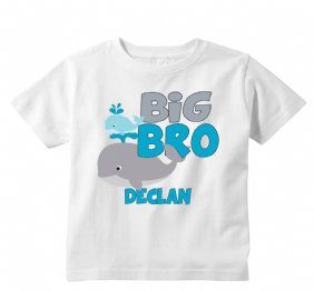 Big Bro The Whale shirt