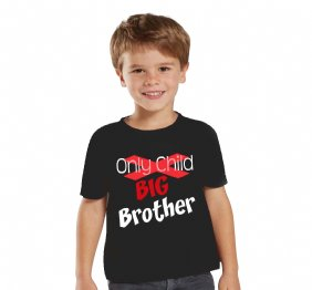 Only Child Big Brother Boy