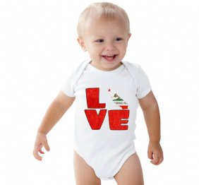 Love CALIFORNIA Kids Shirt