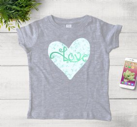 Love by Isabella - Girl Shirt