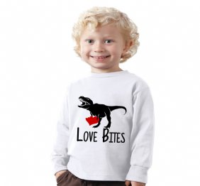Love Bites Long Sleeve T-shirts