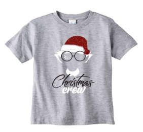 Christmas Crew - Boy Shirt