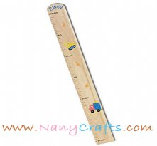 Natural Kids Growth Chart Construction
